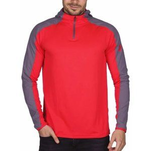 Under Armour UA Scope XL ¼ Zip Hoodie Red/Graphite